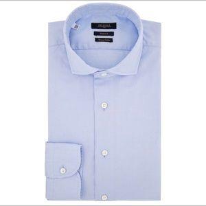 Delsiena Blue Dress Shirt